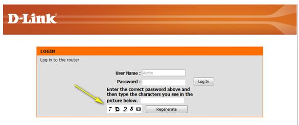 Immettere la password negli appositi campi Password e Verify Password.