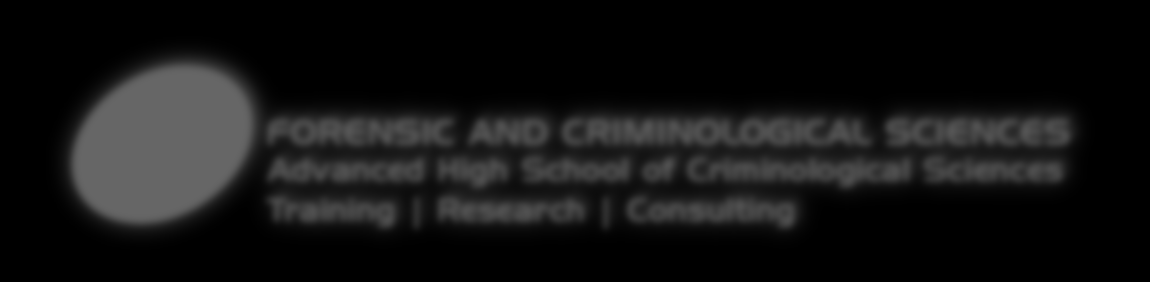 II^ INTERNATIONAL CONGRESS OF THE ADVANCED HIGH SCHOOL OF CRIMINOLOGICAL SCIENCES CRINVE 2013 II^