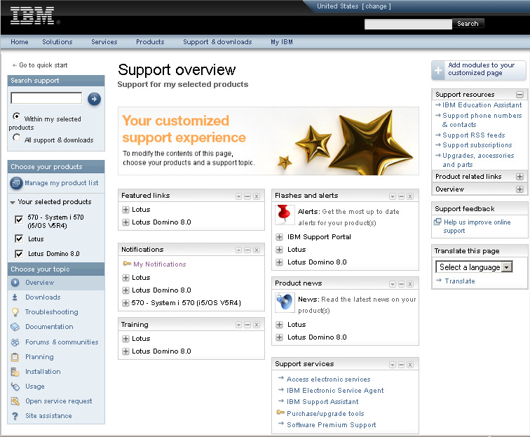 IBM Software Group Subscription & Support Renewal Day