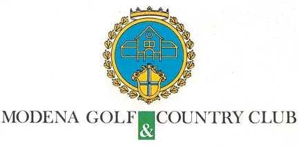REGOLAMENTO GENERALE DELLA VITA ASSOCIATIVA DEL MODENA GOLF & COUNTRY CLUB Modena Golf & Country Club Associazione Sportiva Dilettantistica n.