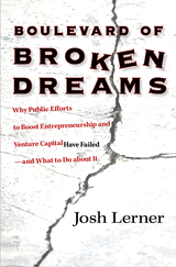 Lerner: Approach Public Efforts Lerner explains why GOVERNMENTS CANNOT DICTATE HOW VENTURE MARKETS EVOLVE, and why they must balance their positions as catalysts with an awareness of their limited