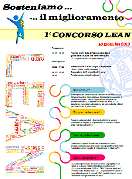 Management Consulting 1 Lean Day 2013 34 projects