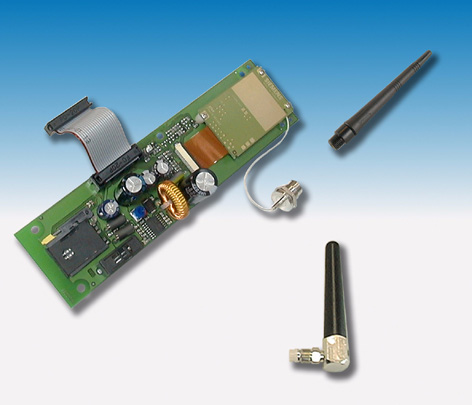 ETR-GSM e antenne separate