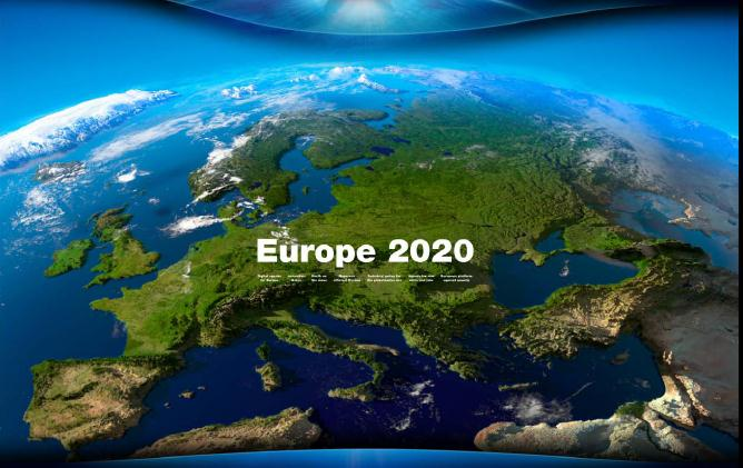 Europa 2020 Una strategia per una crescita intelligente, sostenibile