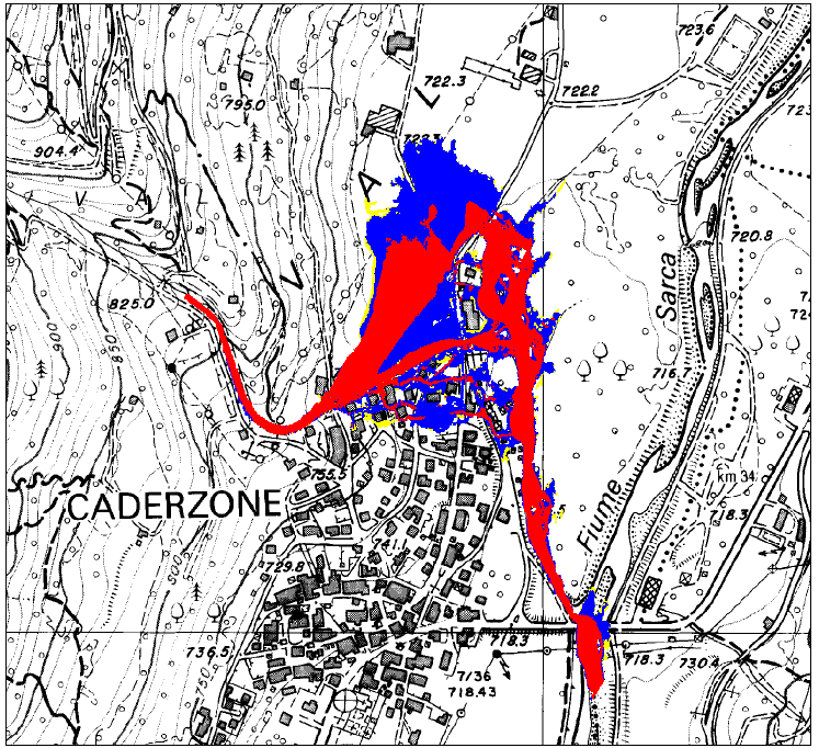 Analisi Critica e confronto con le cartografie in vigore