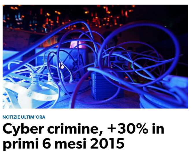 it Cyber crimine,