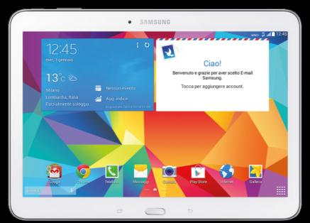 FASCIA SMARTPHONE/TABLET DA 12 /MESE Promo Tablet per nuove SIM in MNP UNL. PREMIUM UNLIMITED BIG MODELLO DI TABLET 12 12 12 4 4 5 SAMSUNG GALAXY TAB 4 10.