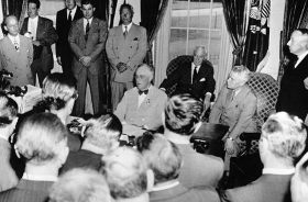 Conferenza OIL, Filadelfia,1944 Il