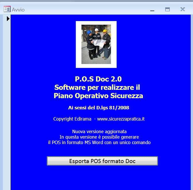 MANUALE D USO SOFTWARE POS DOC 2.