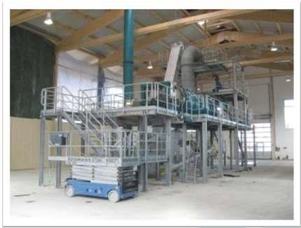 Caso Haloclean BioEnergy European Projects (Haloclean Conversion n G1RD-1999-00082; Haloclean Application n G1RD-2002-03014) Conversione termochimica di matrici carboniose biogeniche (biomasse