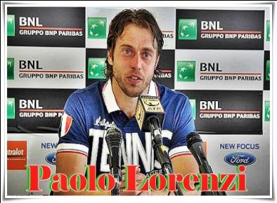 sportive di Colle Val d Elsa Ospite d onore Paolo Lorenzi best ranking n 49 Atp 2013 asd