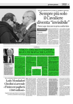 Quotidiano Genova Diffusione: