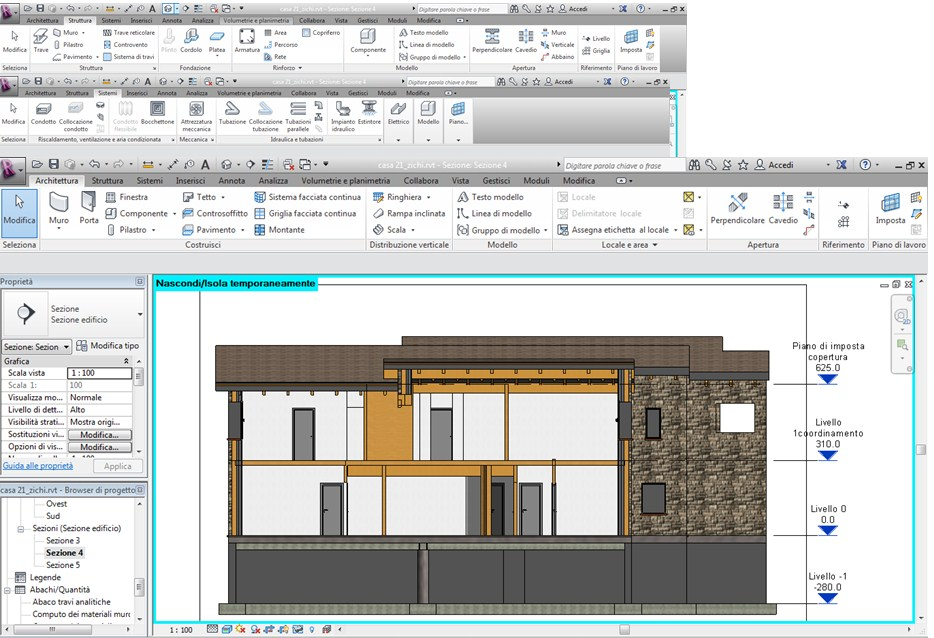 Software progetto casa sketchup with software progetto - Programma progetto casa ...
