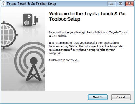 HOW-TO GUIDE: Come installare Toyota Touch&GoToolbox?