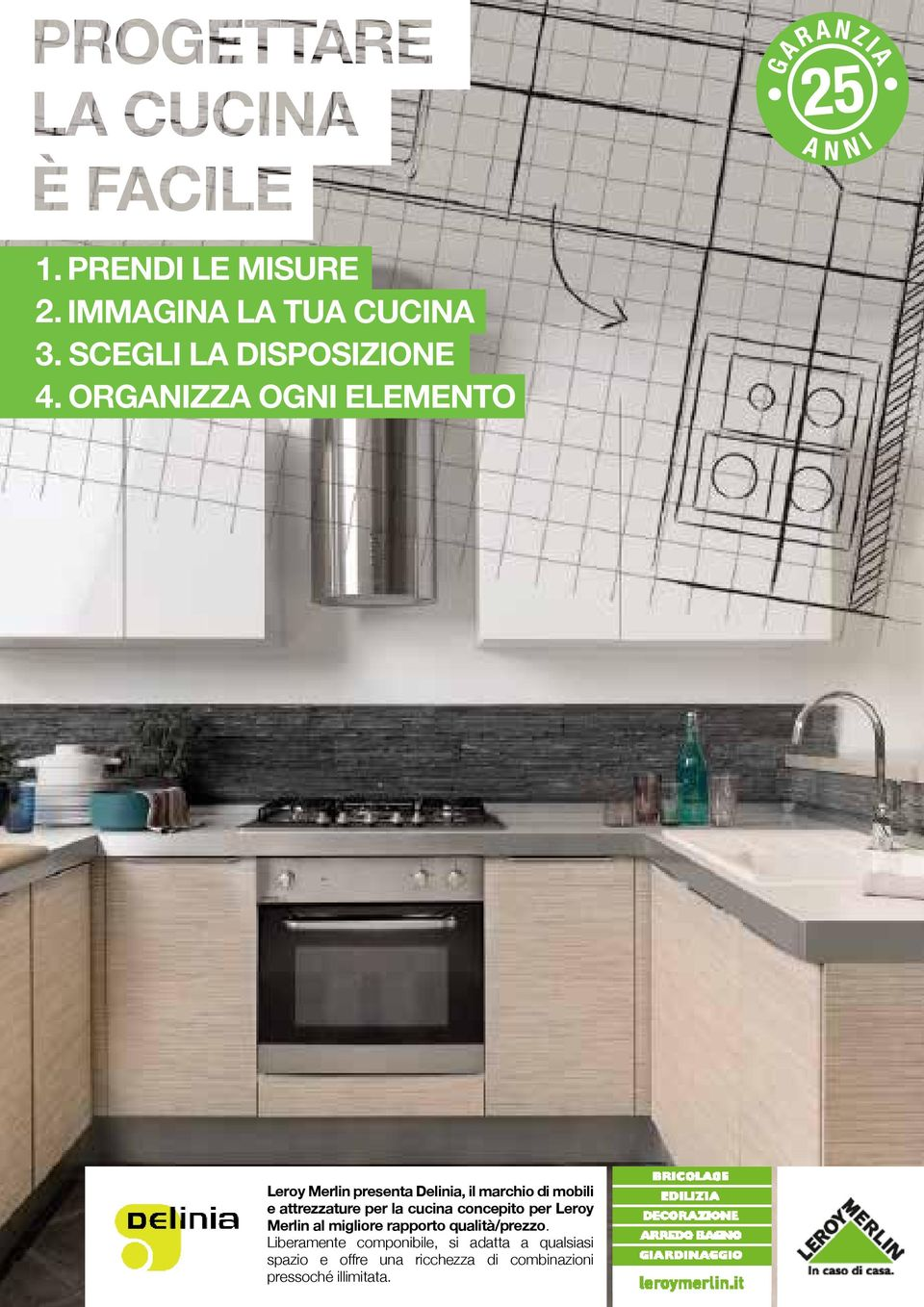 Emejing Leroy Merlin Cucine Photos - Design & Ideas 2017 - candp.us