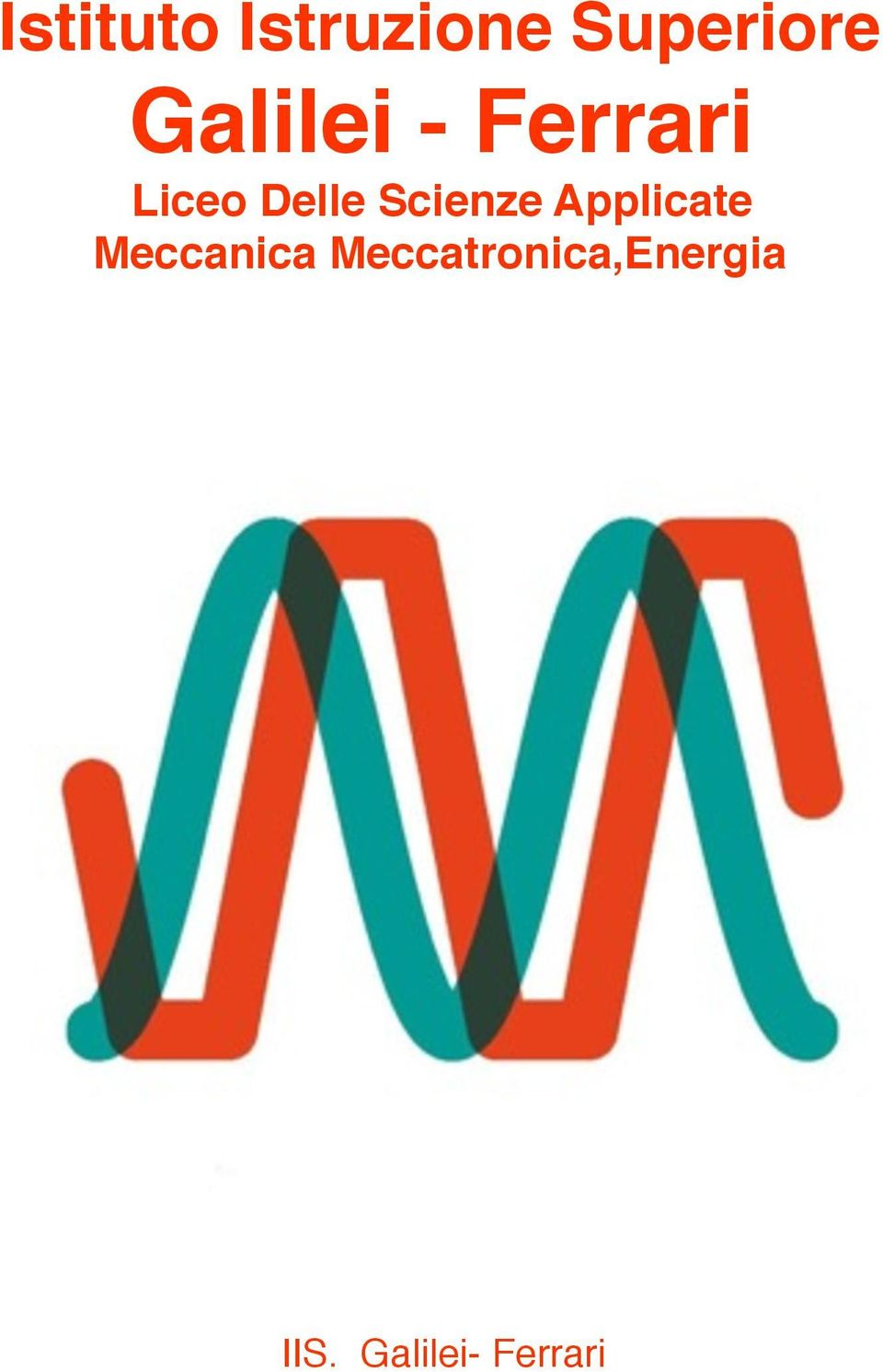 Scienze Applicate Meccanica