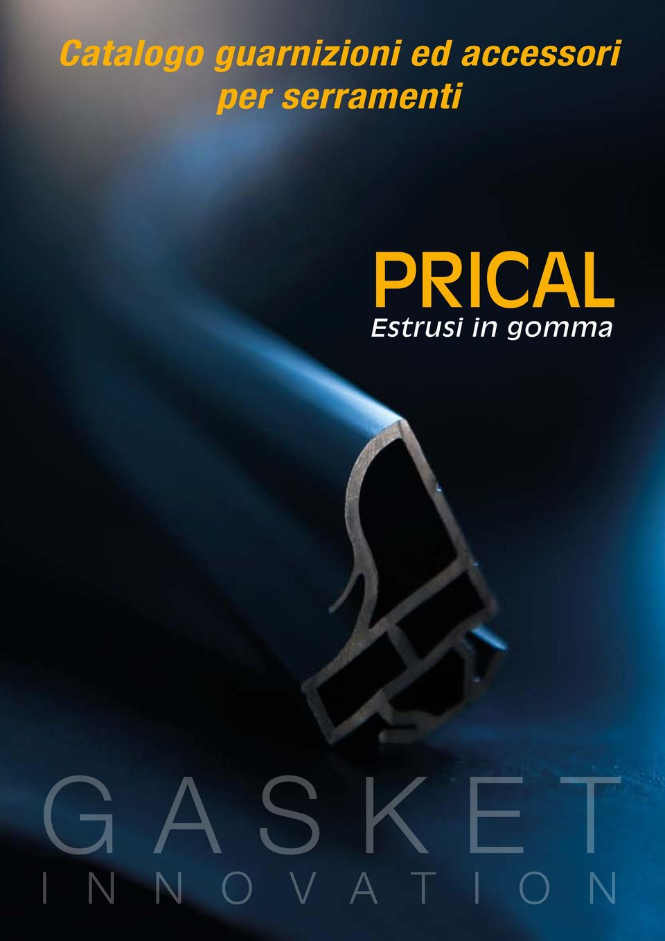 PRICAL Estrusi in gomma