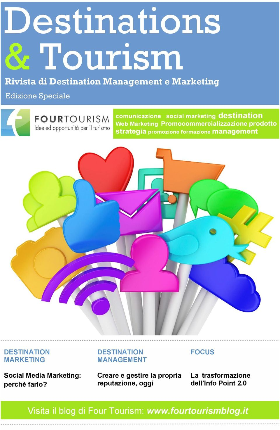 DESTINATION MARKETING Social Media Marketing: perchè farlo?