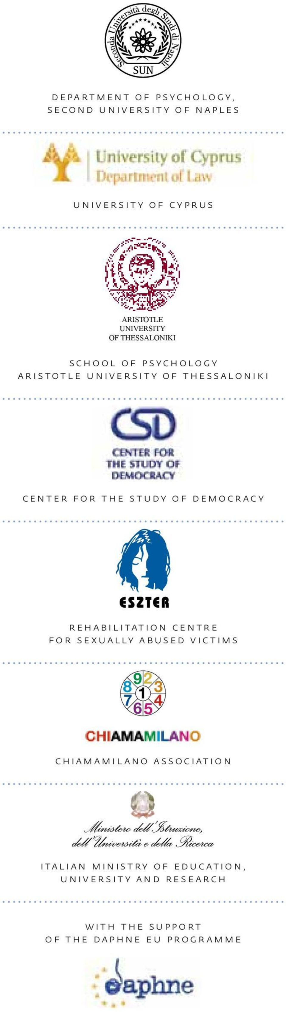 democracy rehabilitation centre for sexually abused victims 2 8 9 34 7 1 65 chiamamilano