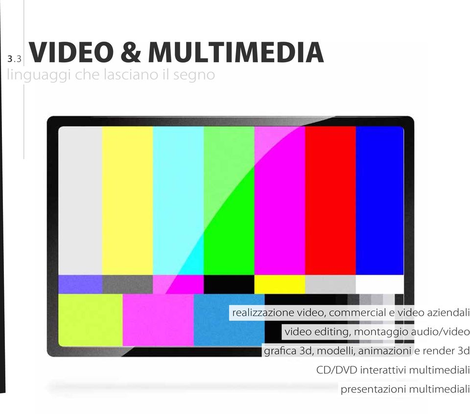 commercial e video aziendali video editing, montaggio