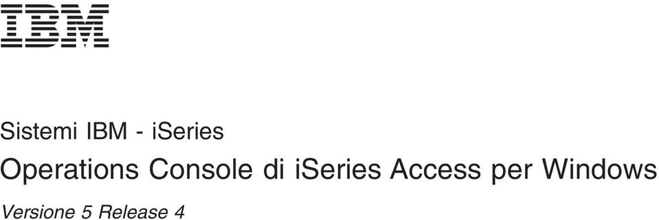 iseries Access per