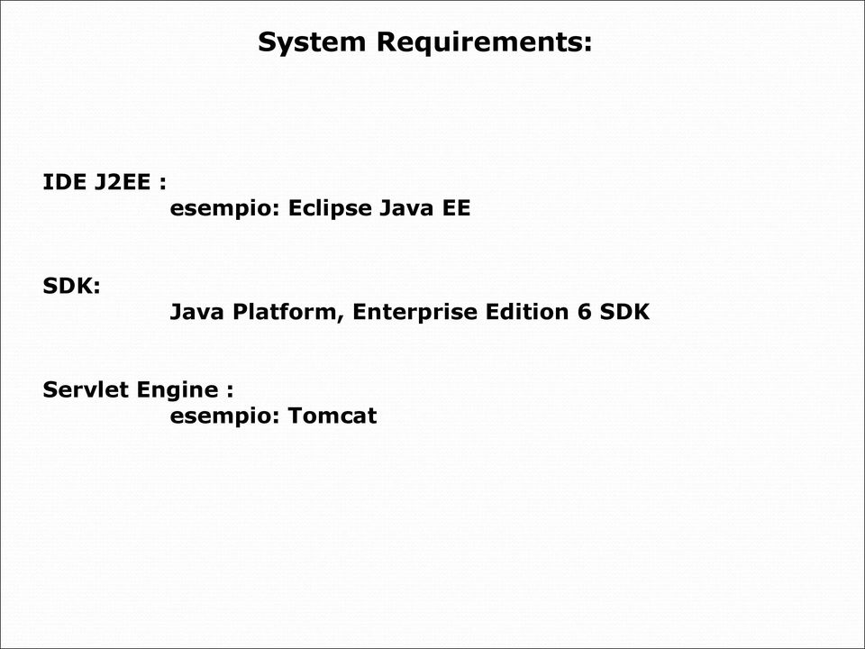 Java Platform, Enterprise Edition