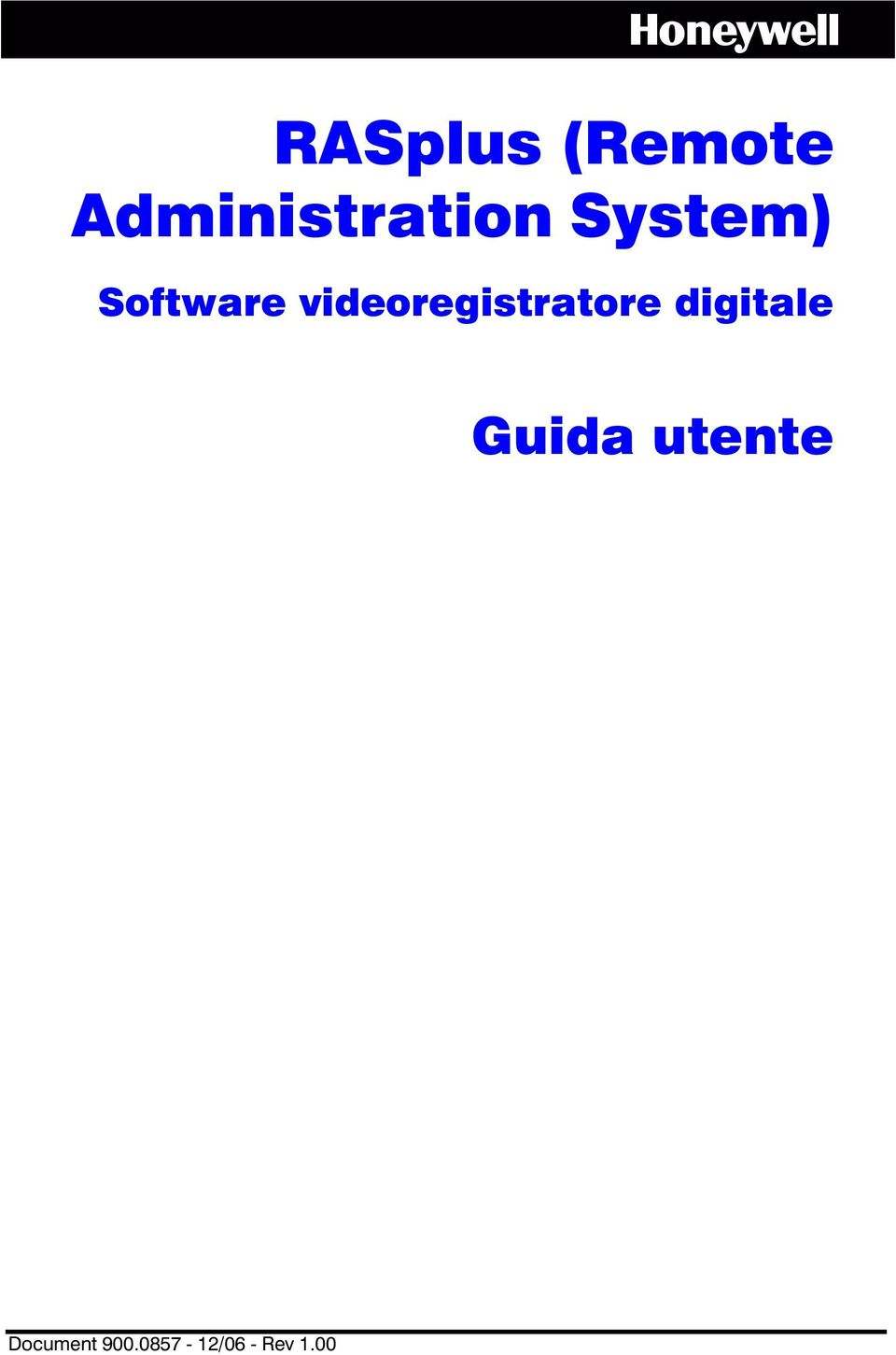 videoregistratore digitale