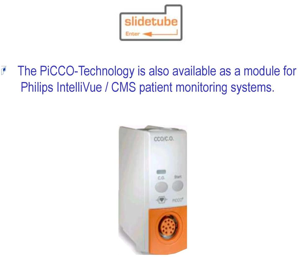 for Philips IntelliVue /