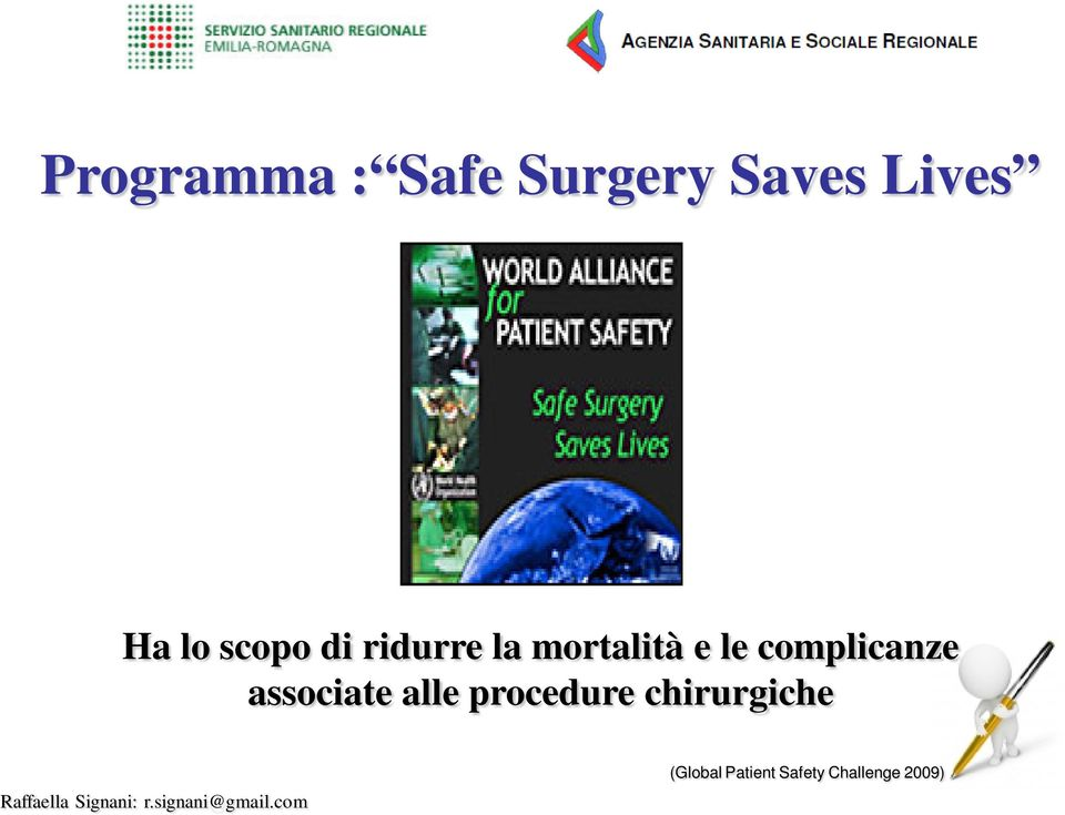 complicanze associate alle procedure