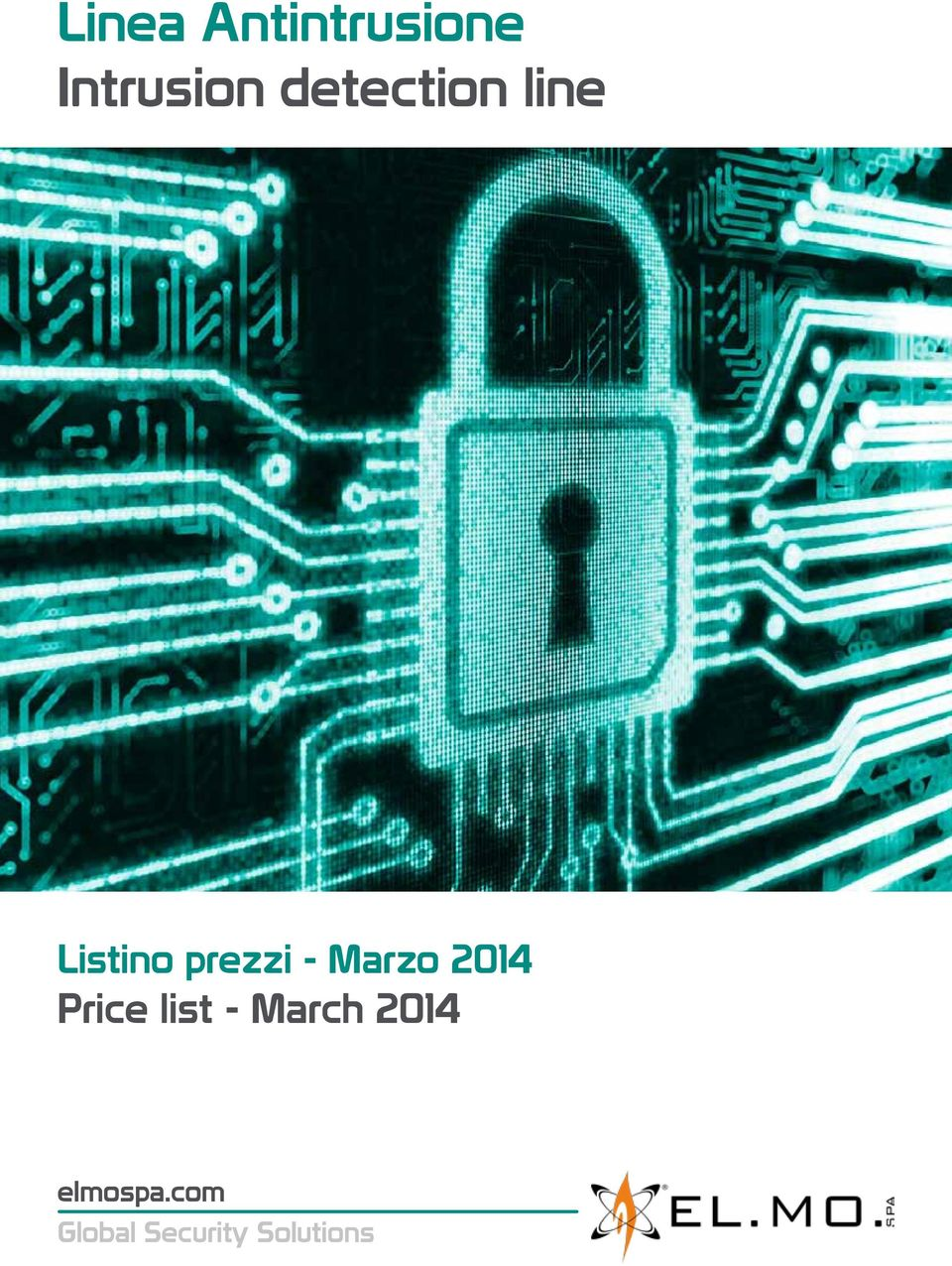 Marzo 2014 Price list - March