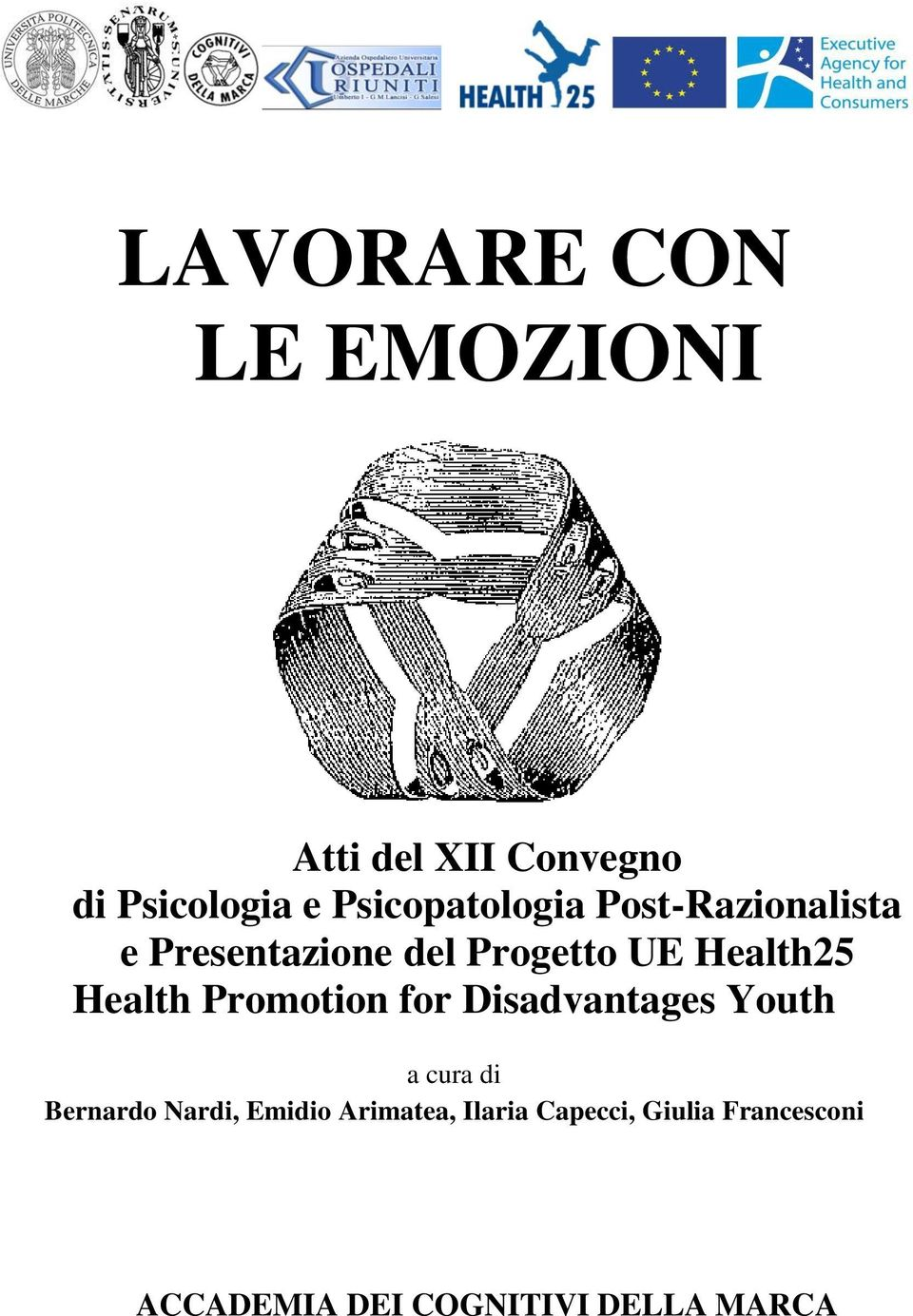 Health25 Health Promotion for Disadvantages Youth a cura di Bernardo