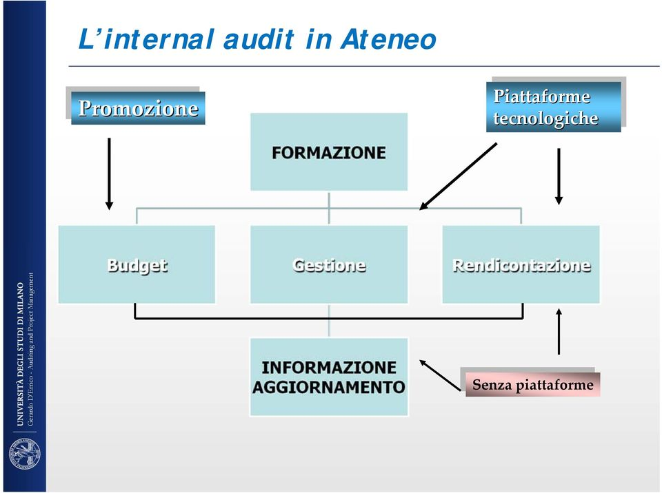 D'Errico - Auditing and Project
