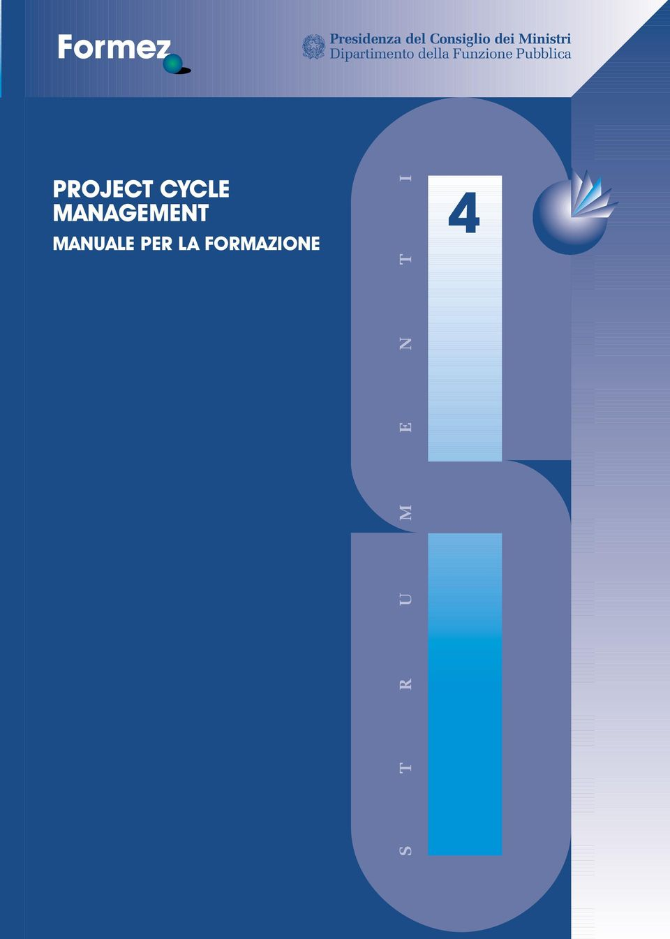 Pubblica PROJECT CYCLE MANAGEMENT