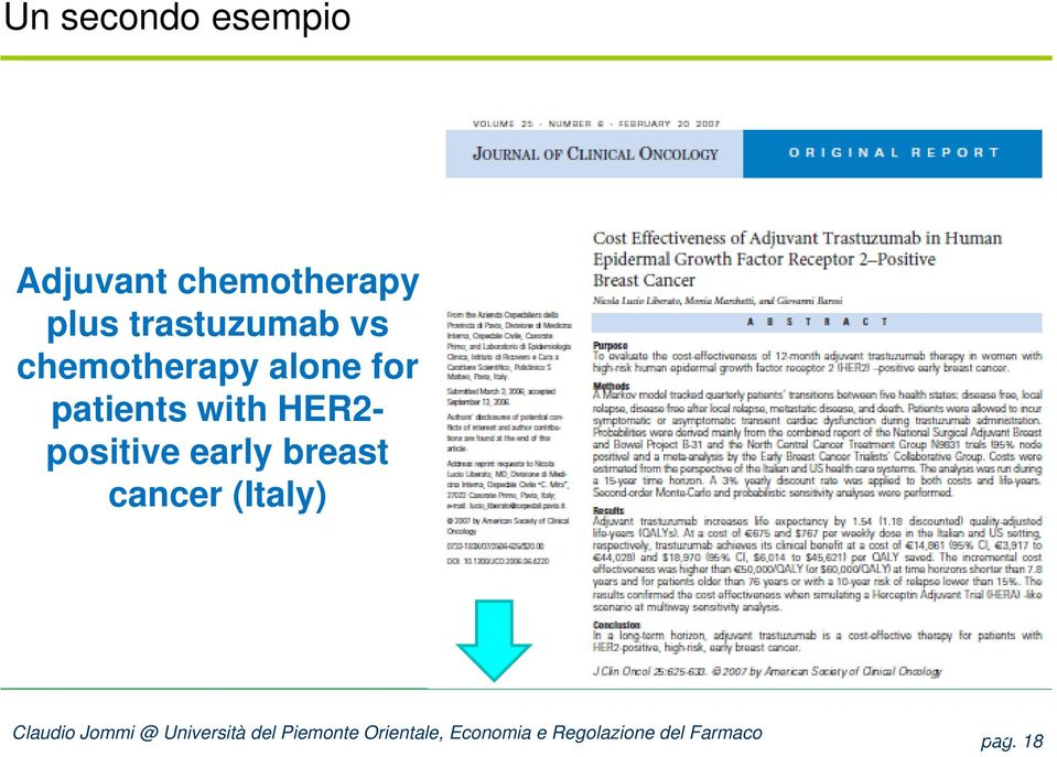 chemotherapy alone for patients with