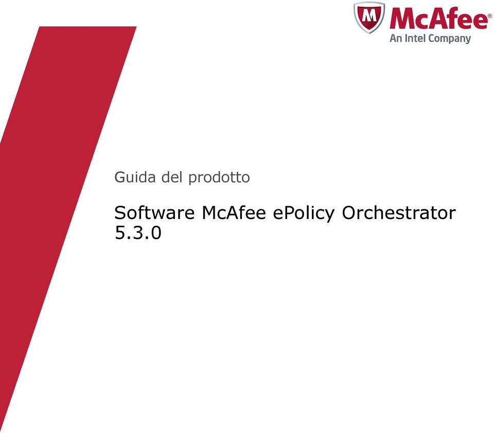 Software McAfee