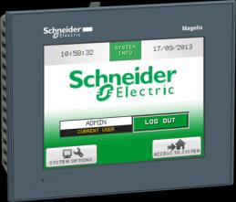 Architettura Simple Touch Architettura base Simple Touch Smart HMI Router
