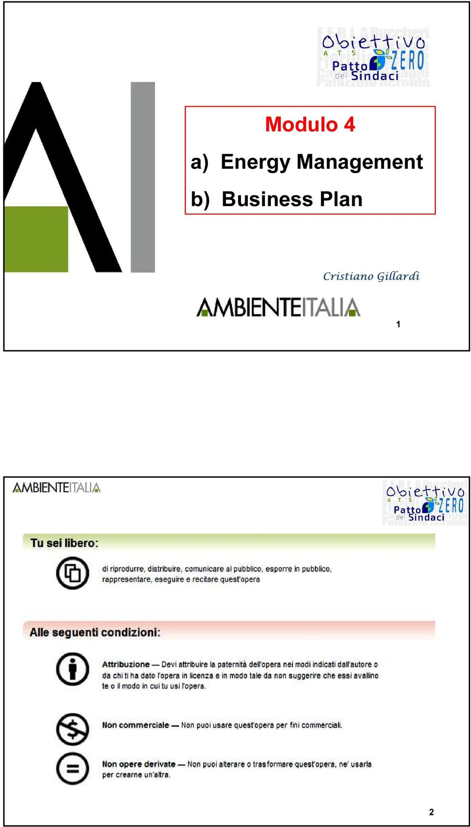 b) Business Plan