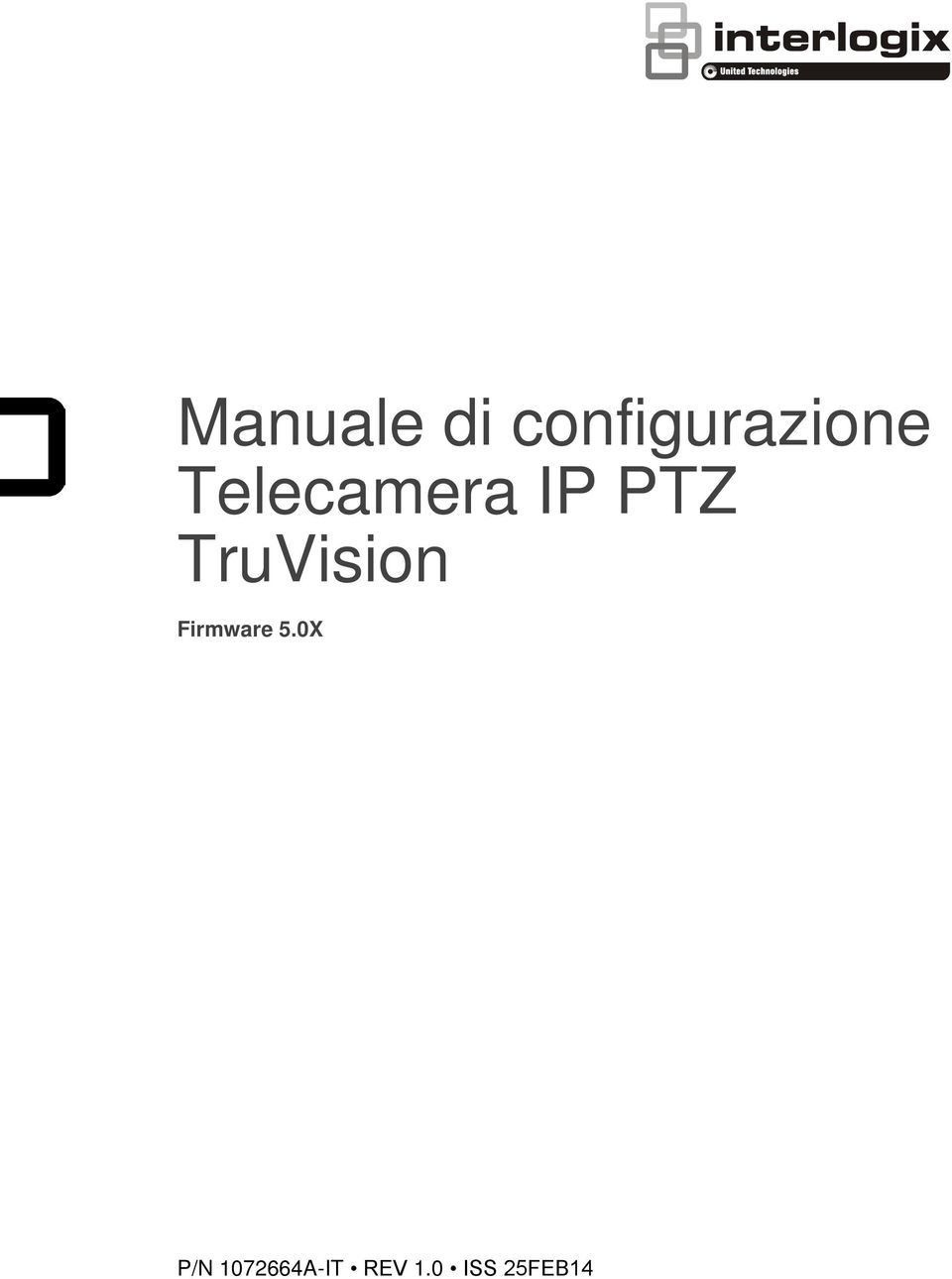 TruVision Firmware 5.