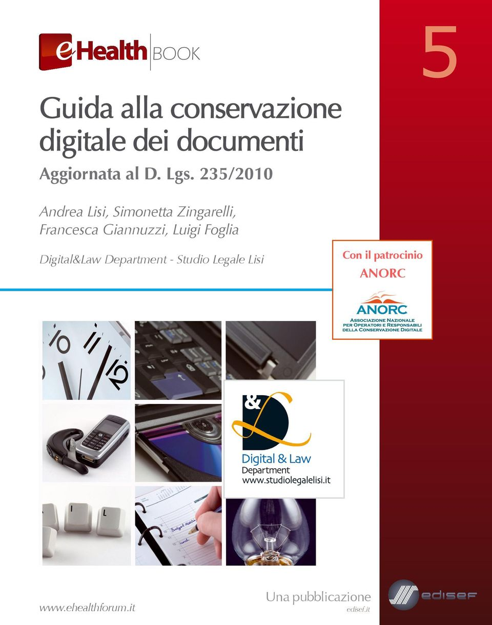 Foglia Digital&Law Department - Studio Legale Lisi Con il