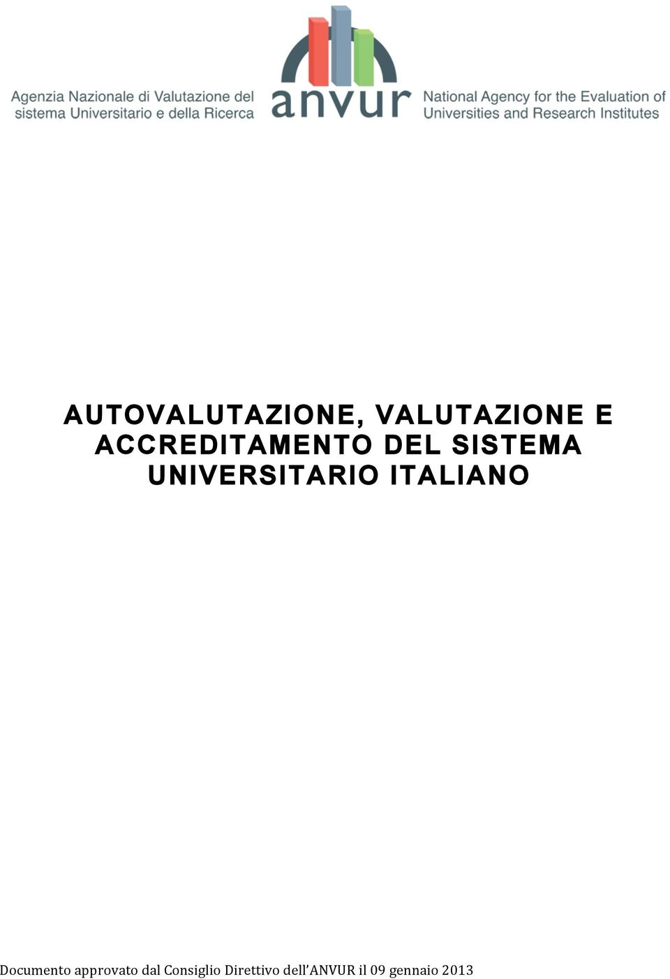 UNIVERSITARIO ITALIANO Documento