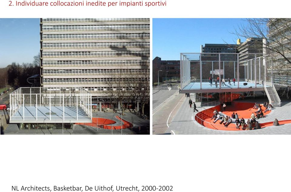 sportivi NL Architects,