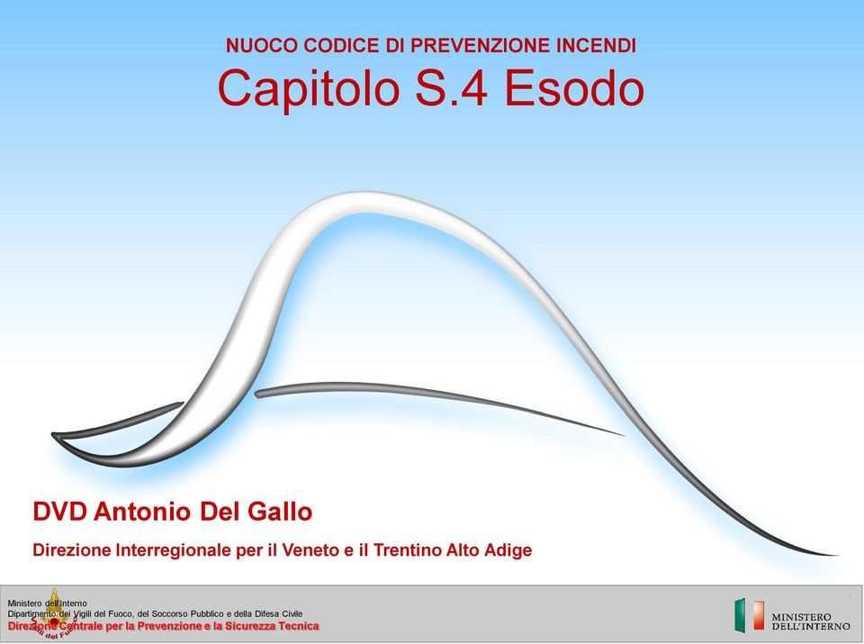 4 Esodo DVD Antonio Del Gallo