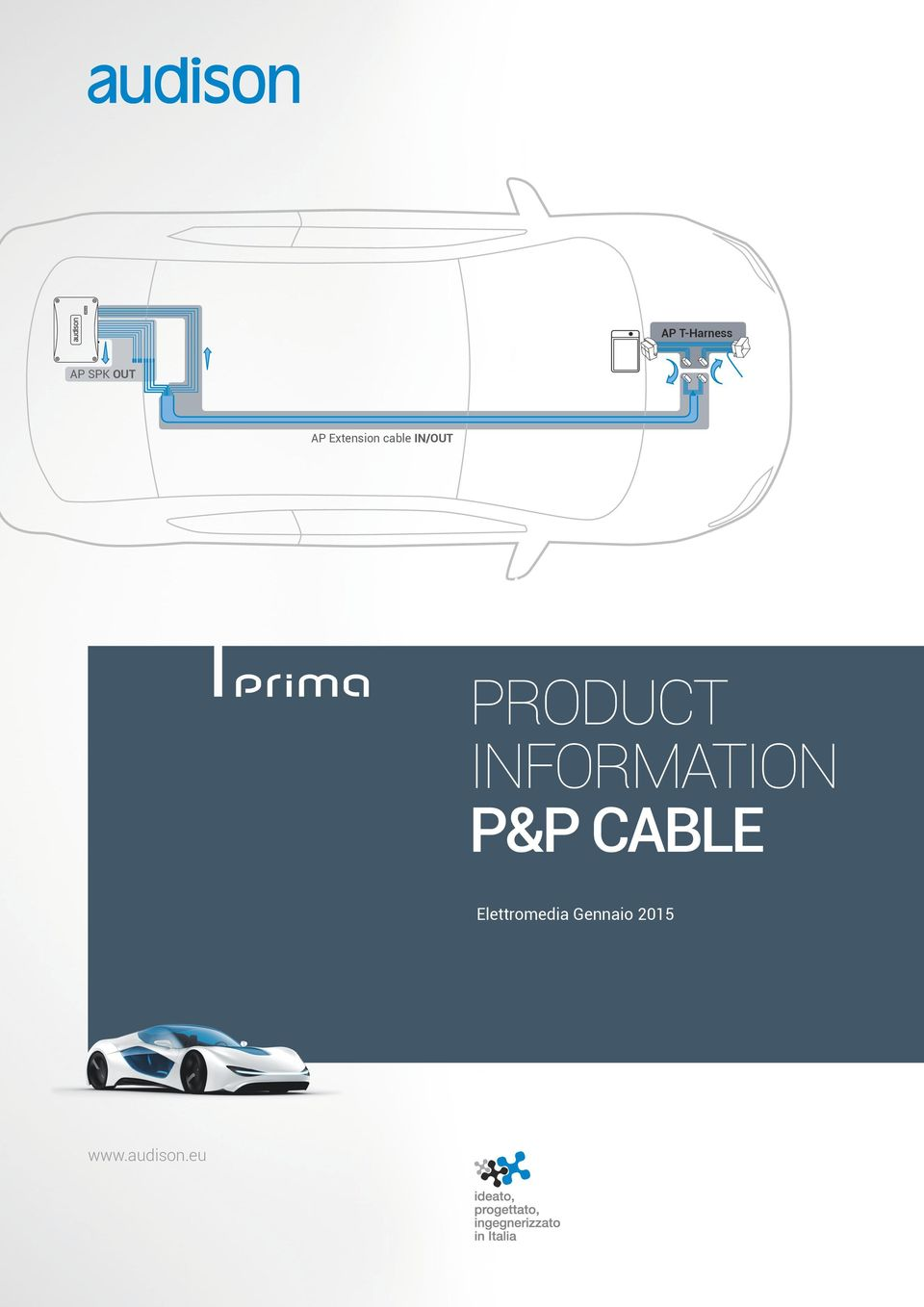 PRODUCT INFORMATION P&P CABLE