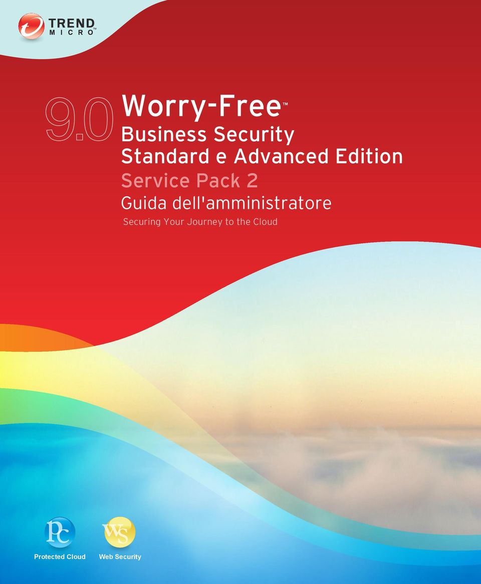 dell'amministratore Securing Your Journey