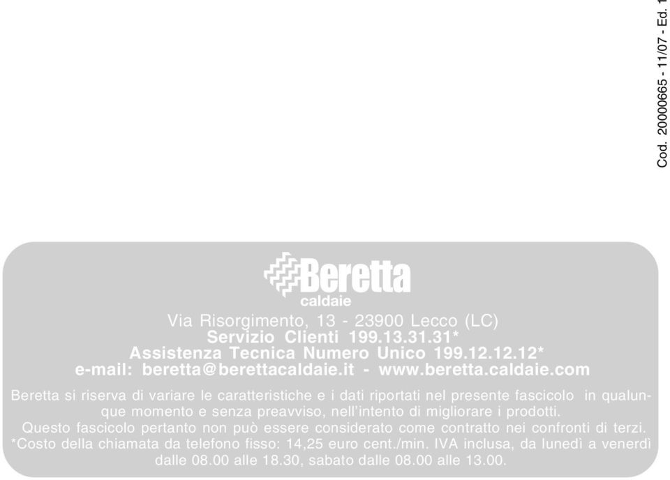 it - www.beretta.caldaie.