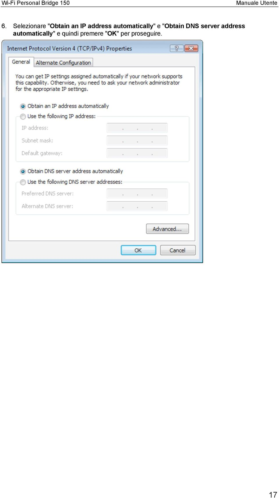 DNS server address automatically""