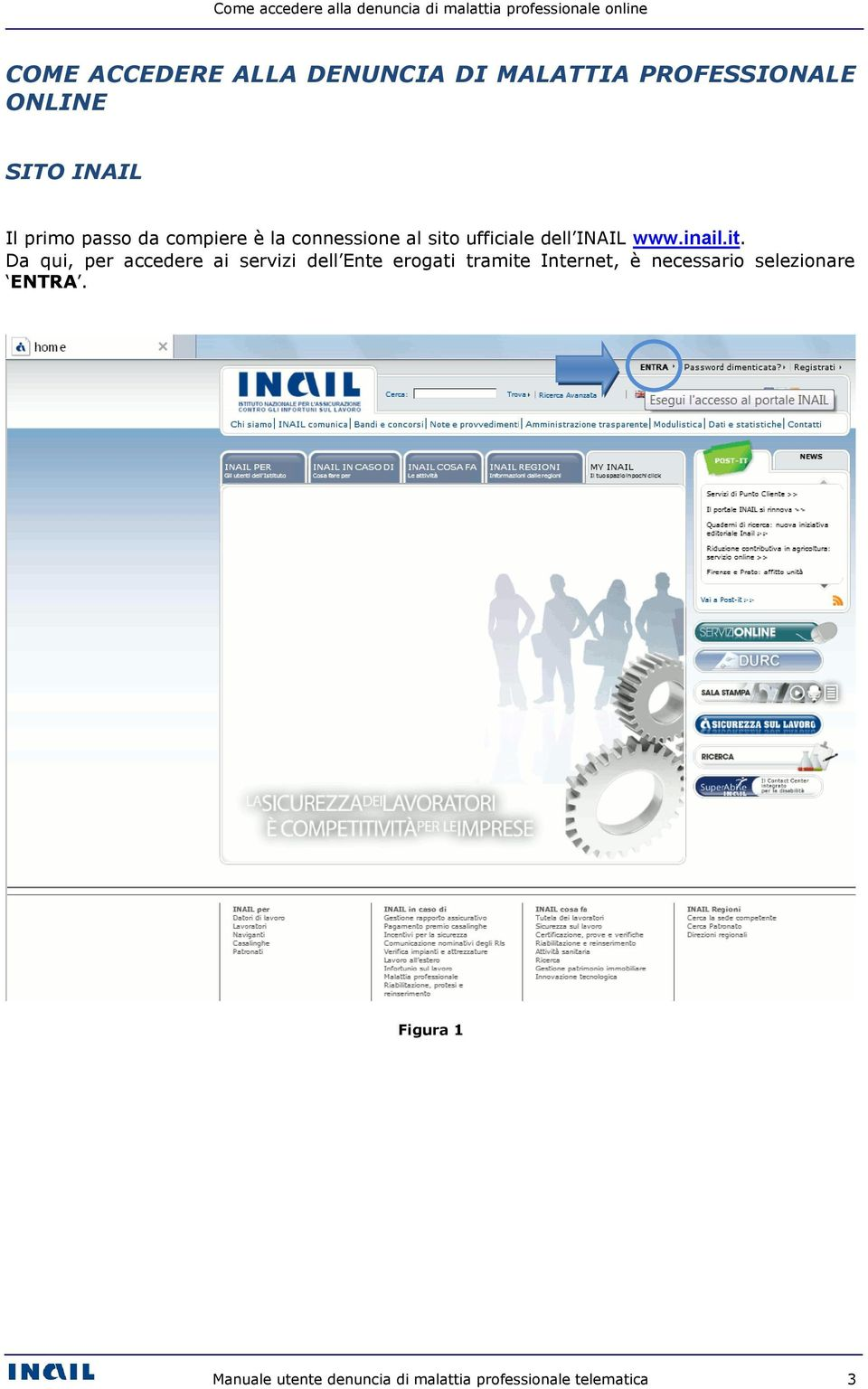 ufficiale dell INAIL www.inail.it.