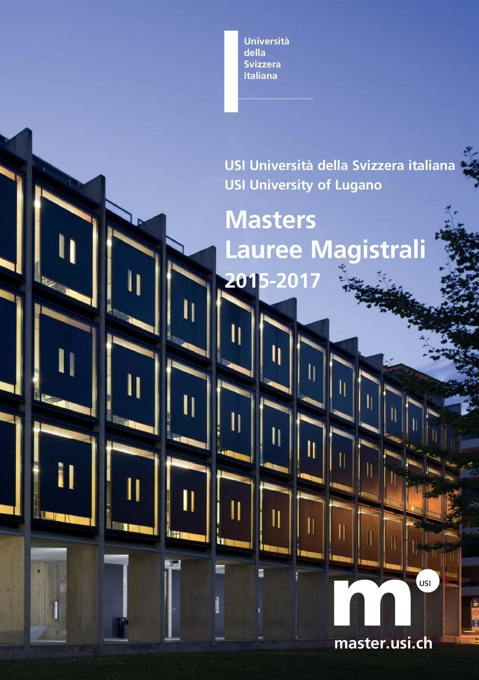 Masters Lauree Magistrali 2015-2017