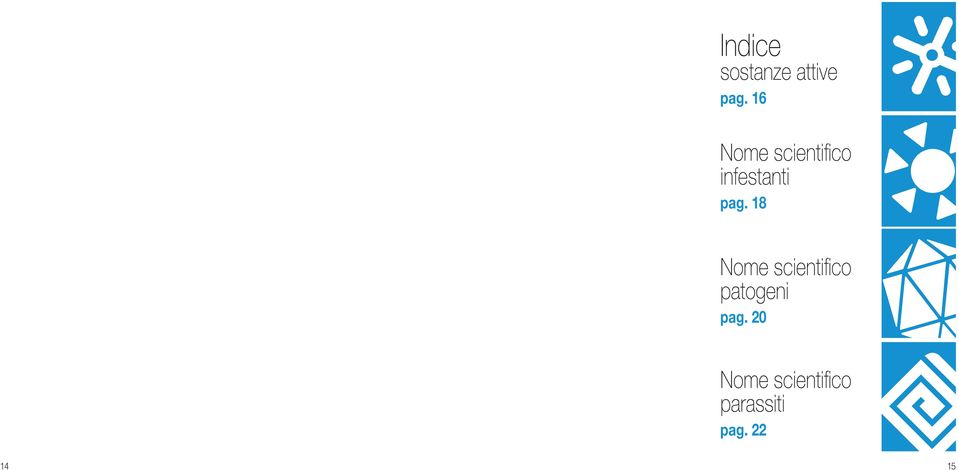 18 Nome scientifico patogeni pag.