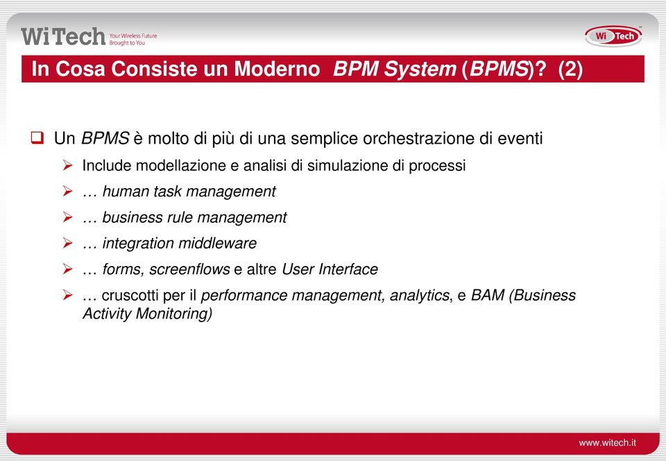 analisi di simulazione di processi human task management business rule management integration